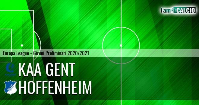 KAA Gent - Hoffenheim