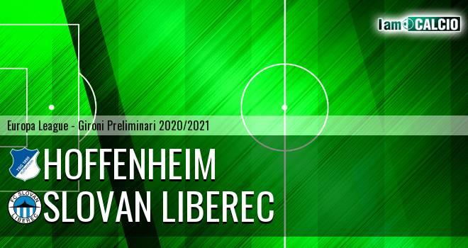 Hoffenheim - Slovan Liberec
