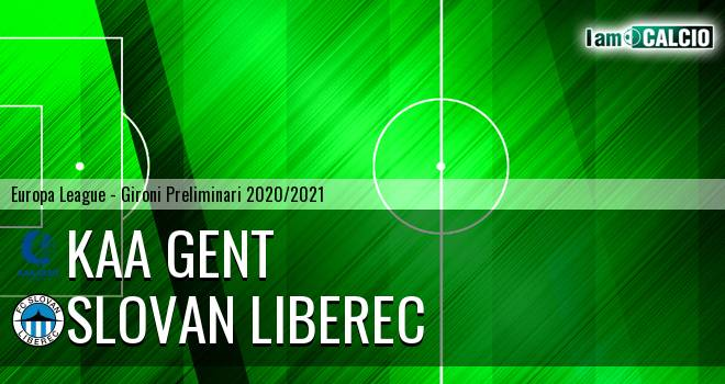 KAA Gent - Slovan Liberec