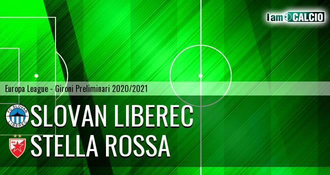 Slovan Liberec - Stella Rossa