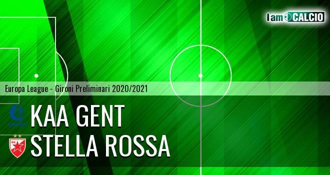 KAA Gent - Stella Rossa