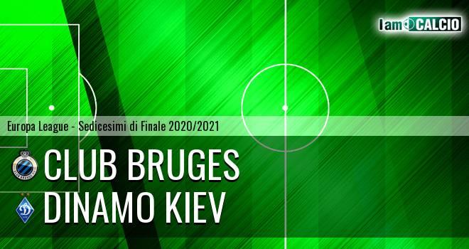 Club Bruges - Dinamo Kiev