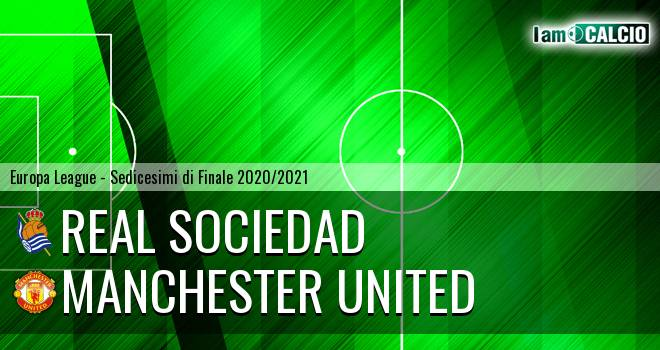 Real Sociedad - Manchester United