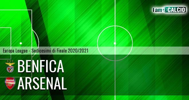 Benfica - Arsenal