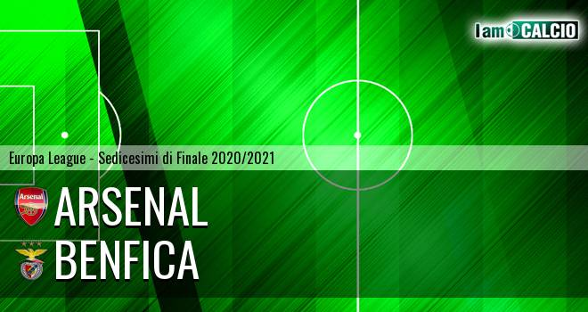 Arsenal - Benfica
