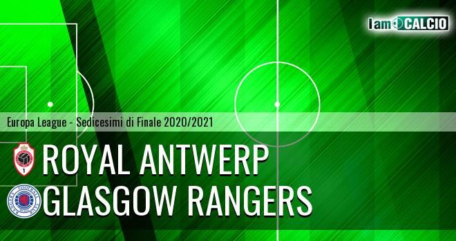 Royal Antwerp - Glasgow Rangers