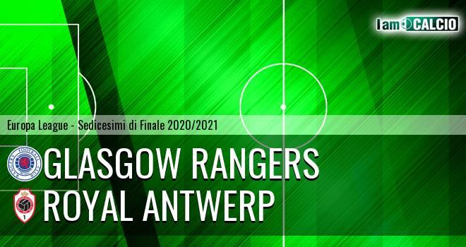 Glasgow Rangers - Royal Antwerp