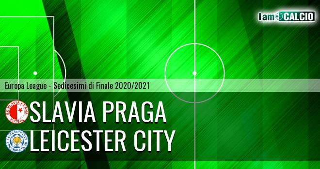 Slavia Praga - Leicester City