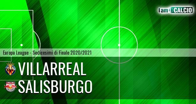 RB Salisburgo - Villarreal