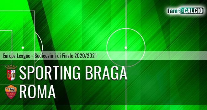 Sporting Braga - Roma