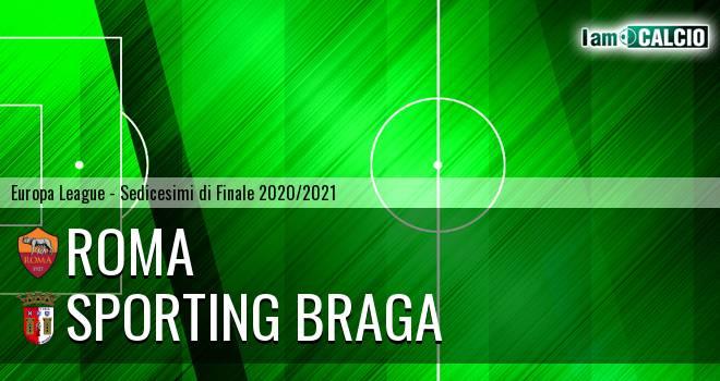 Roma - Sporting Braga