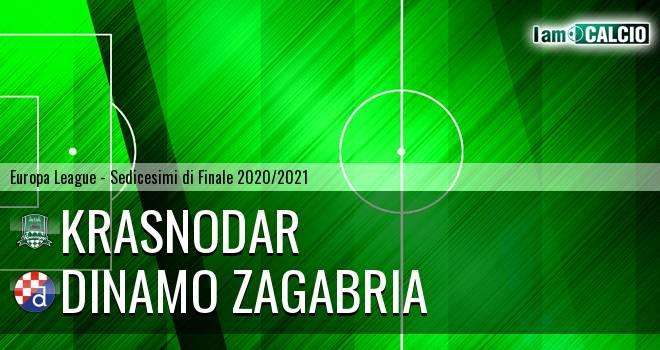 Krasnodar - Dinamo Zagabria