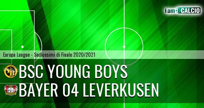 BSC Young Boys - Bayer 04 Leverkusen