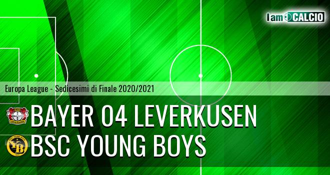 Bayer 04 Leverkusen - BSC Young Boys