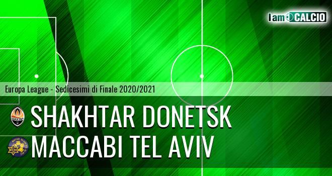Shakhtar Donetsk - Maccabi Tel Aviv