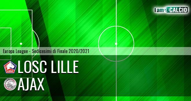 LOSC Lille - Ajax