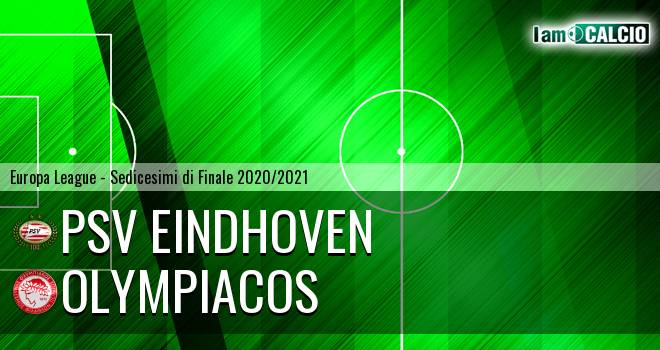 PSV Eindhoven - Olympiacos