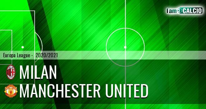 Milan - Manchester United