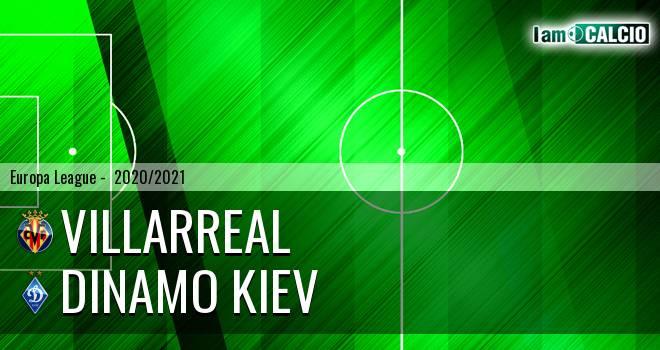 Villarreal - Dinamo Kiev