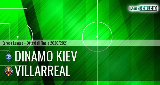 Dinamo Kiev - Villarreal