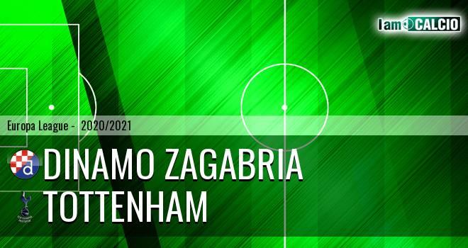 Dinamo Zagabria - Tottenham