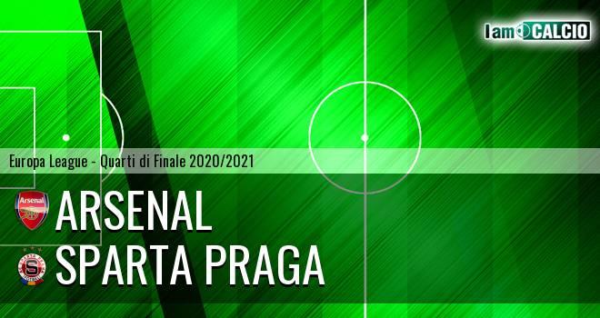 Arsenal - Slavia Praga