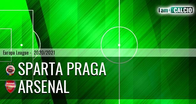 Slavia Praga - Arsenal