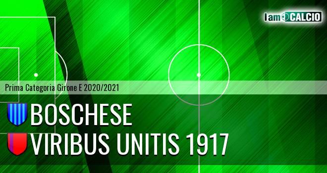 Boschese - Viribus Unitis 1917