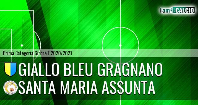 Giallo Bleu Gragnano - Santa Maria Assunta