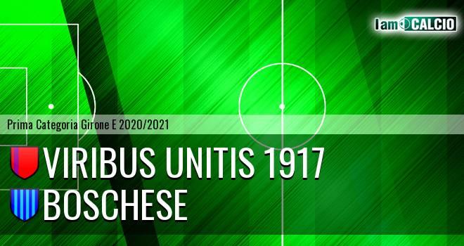 Viribus Unitis 1917 - Boschese