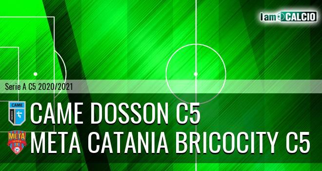 Came Dosson C5 - Meta Catania Bricocity C5