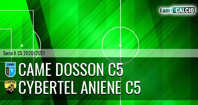 Came Dosson C5 - Cybertel Aniene C5
