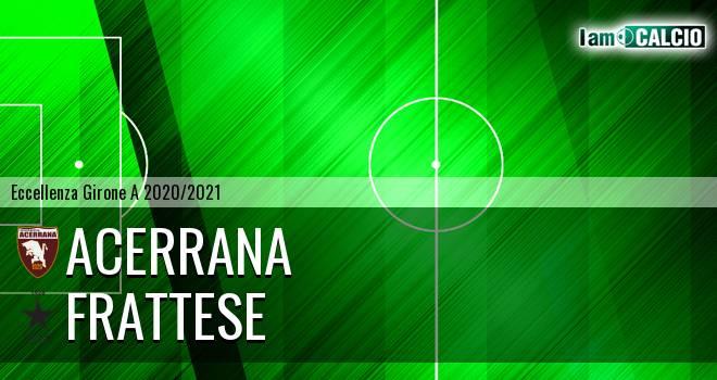 Acerrana - Frattese