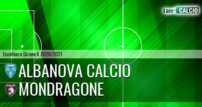 Albanova Calcio - Mondragone