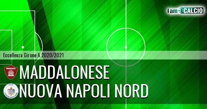 Maddalonese - Nuova Napoli Nord