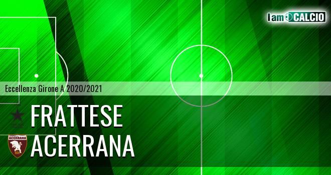 Frattese - Acerrana