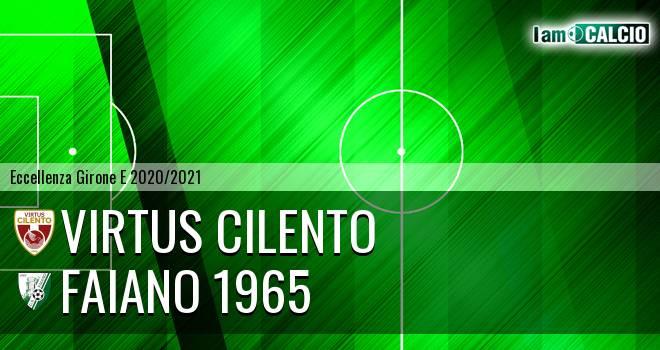 Virtus Cilento - Faiano 1965
