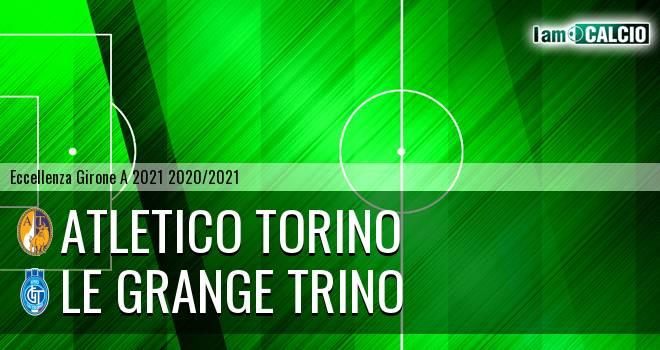 Atletico Torino - Le Grange Trino