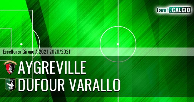 Aygreville - Dufour Varallo