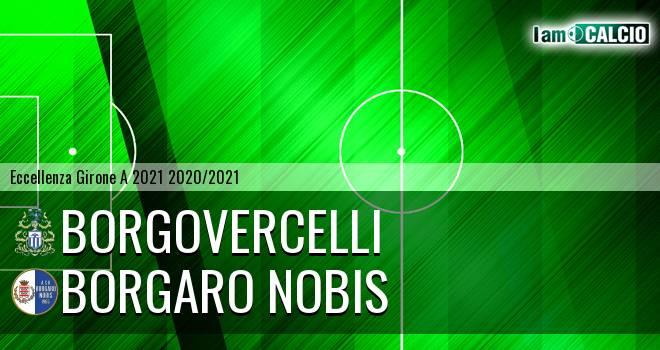 Borgovercelli - Borgaro Nobis