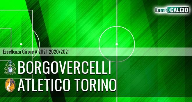 Borgovercelli - Atletico Torino