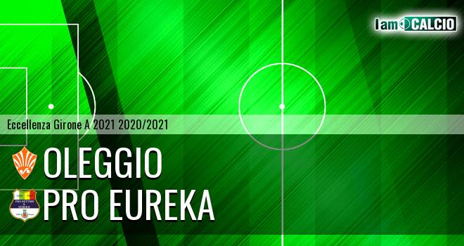Oleggio - Pro Eureka