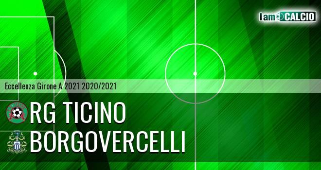 RG Ticino - Borgovercelli