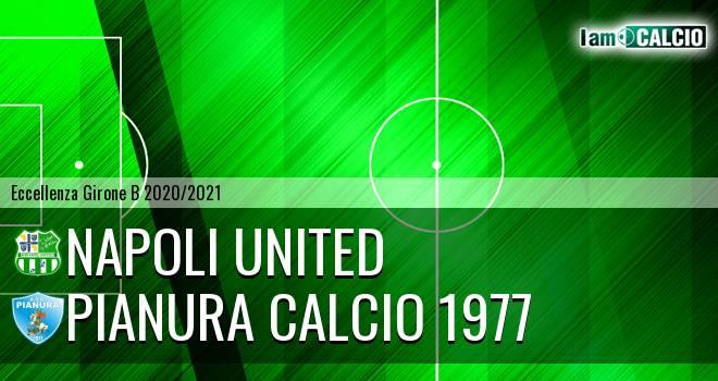 Napoli United - Pianura Calcio 1977