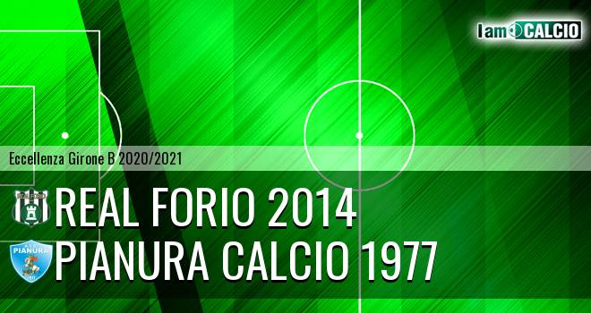 Real Forio 2014 - Pianura Calcio 1977