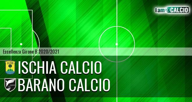 Ischia Calcio - Barano Calcio