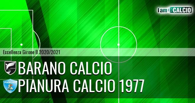 Barano Calcio - Pianura Calcio 1977