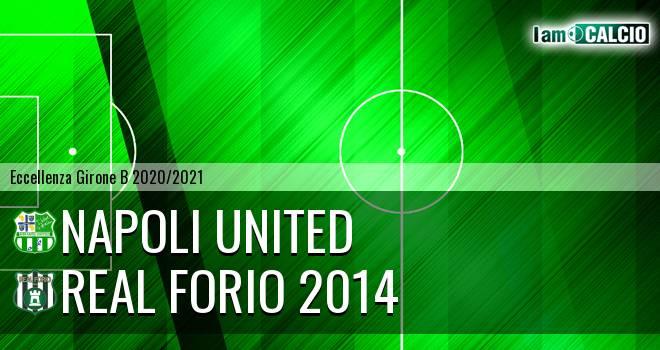 Napoli United - Real Forio 2014