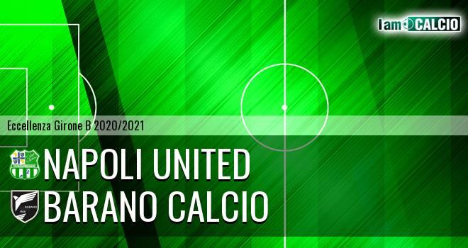Napoli United - Barano Calcio