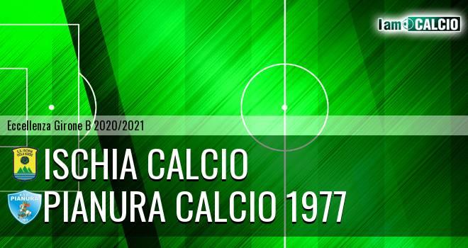 Ischia Calcio - Pianura Calcio 1977